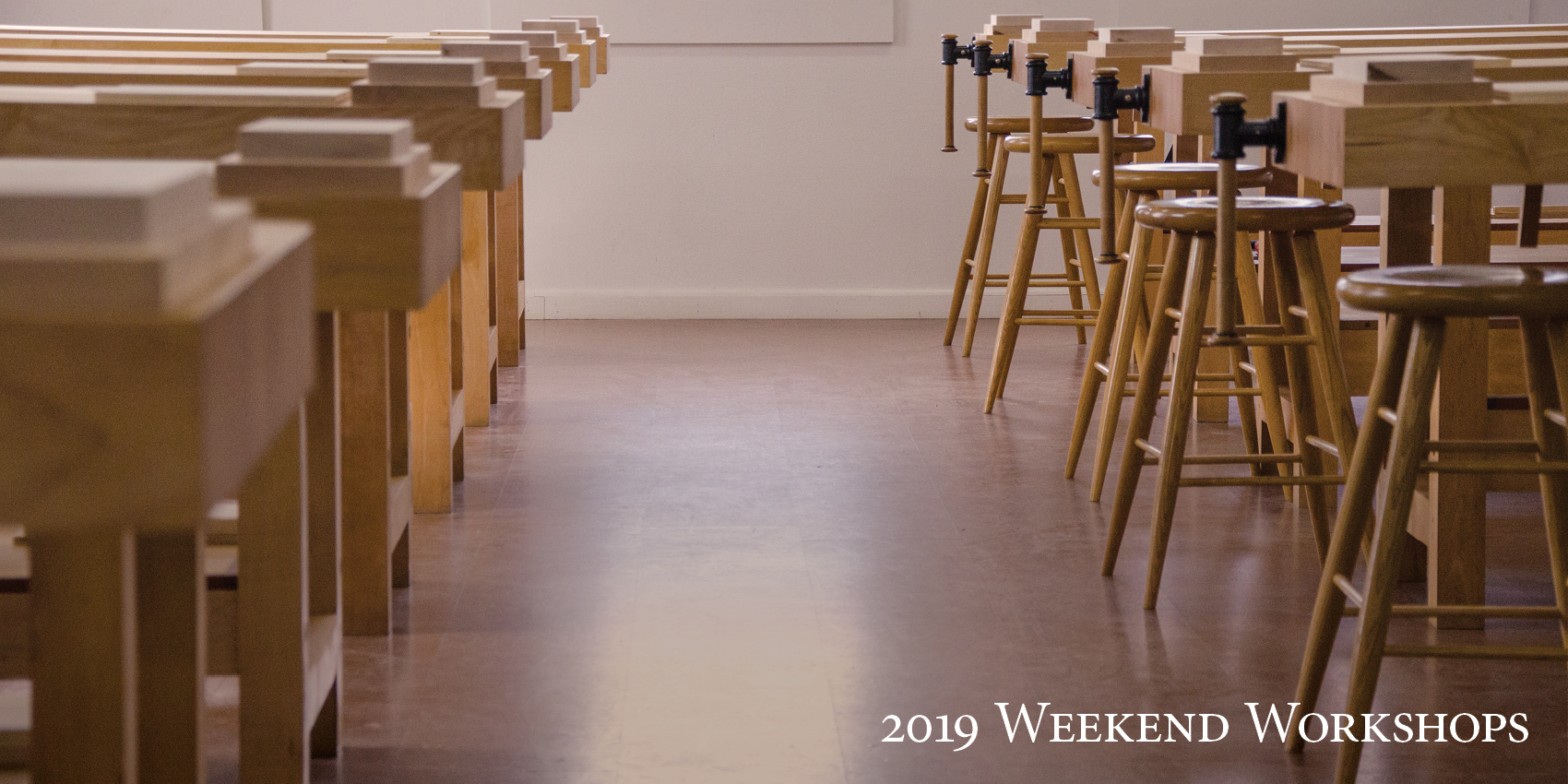 2019 Weekend Workshops