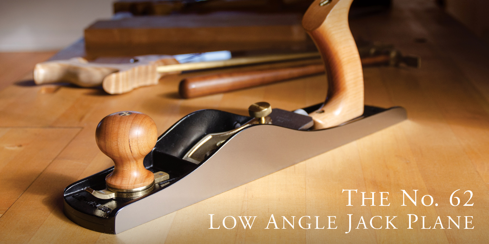 The No. 62 Low Angle Jack Plane