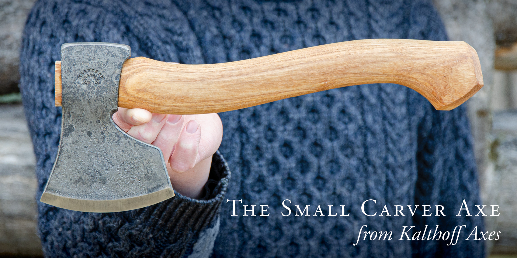 The Small Carver Axe from Kalthoff Axes