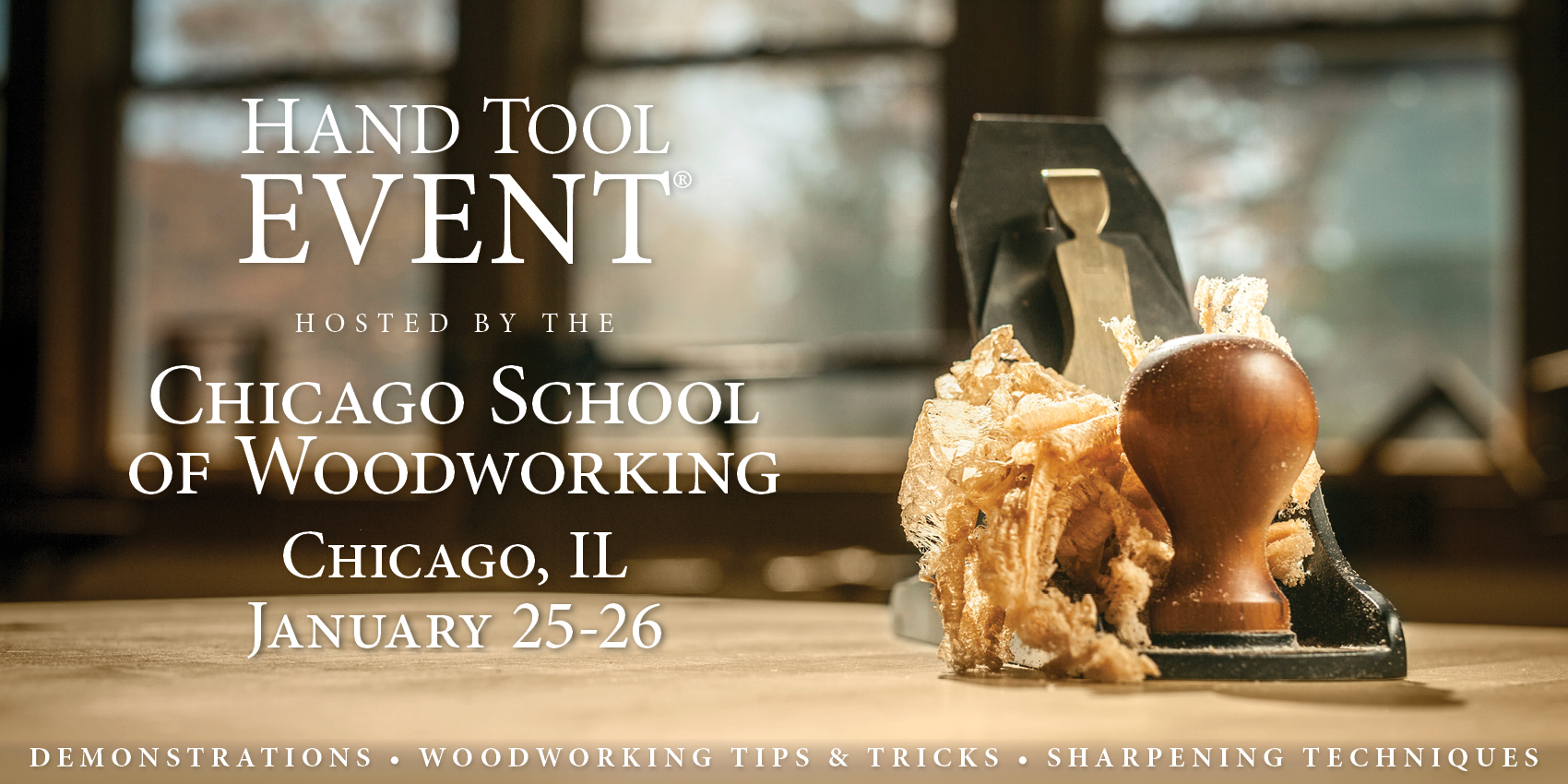 Chicago, IL Hand Tool Event®
