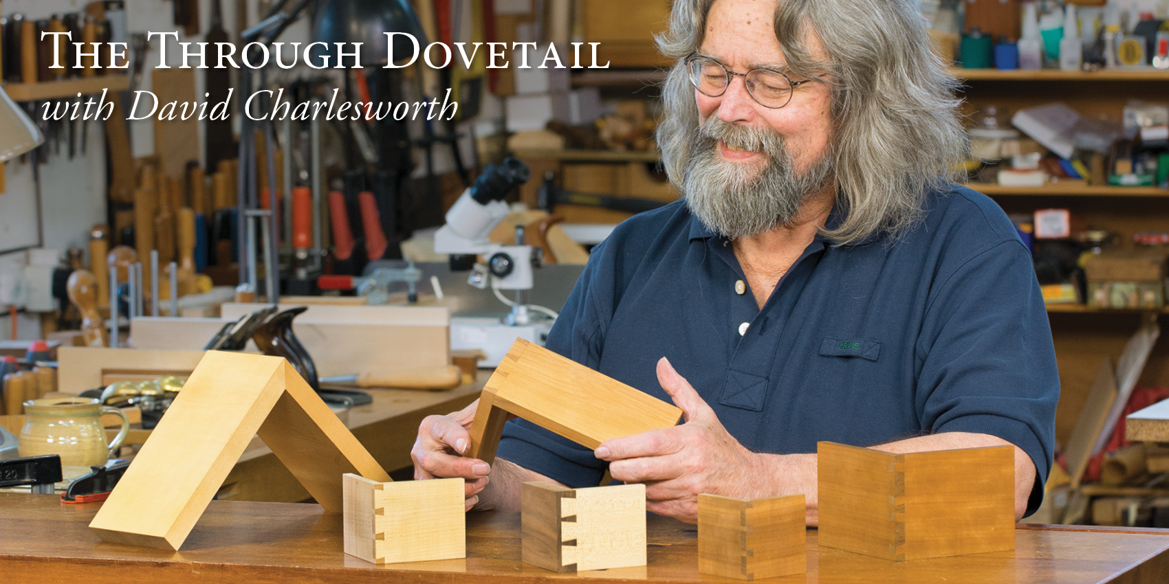 The Through Dovetail with David Charlesworth