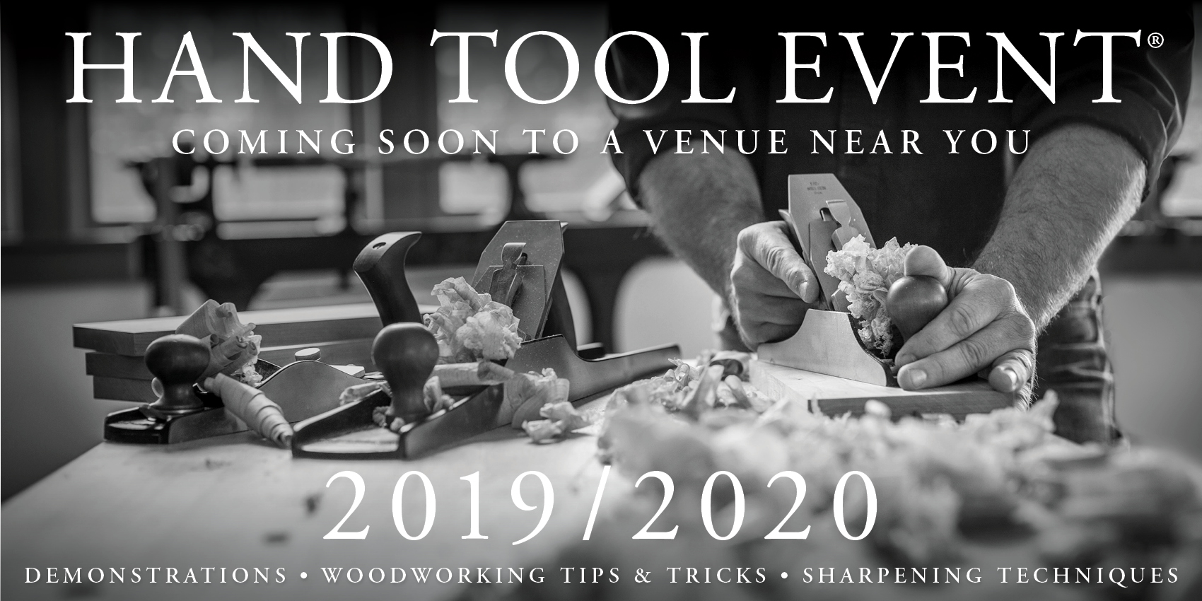 2019-2020 Hand Tool Event Season Schedule