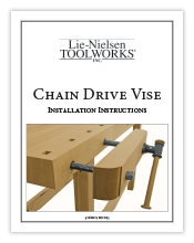 Chain Drive Vise Instructions