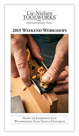 Weekend Workshop Schedule