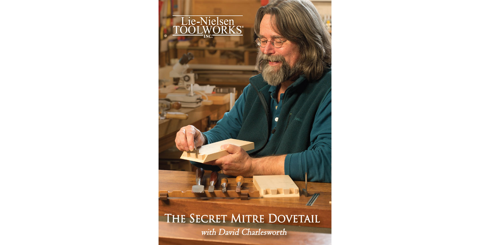 Charlesworth Mitre Dovetail DVD