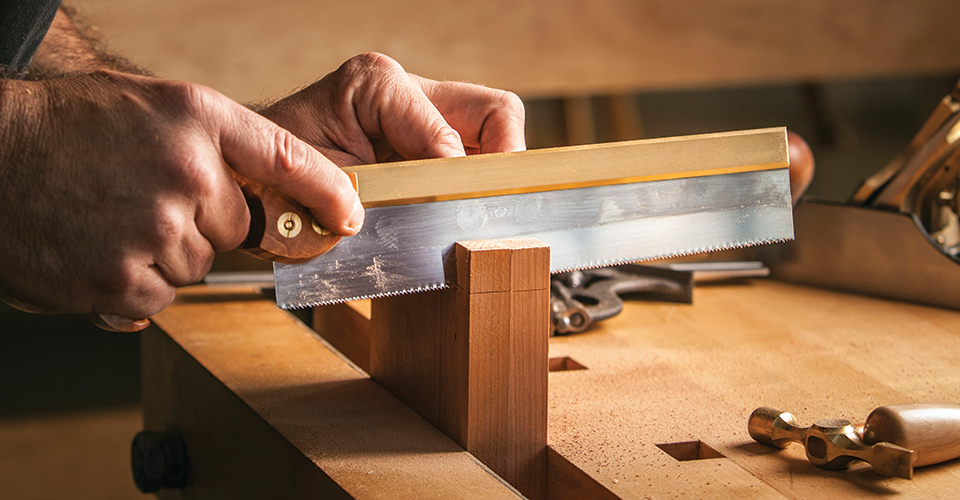 Tapered Dovetail Saw Lie Nielsen Toolworks