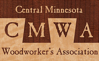 Central MN Woodworkers Association Logo
