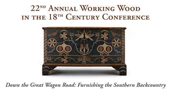 Working Wood Conference Logo